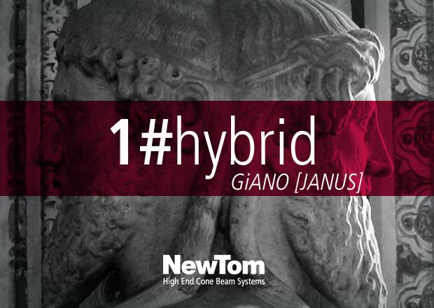 NewTom GiANO Hybrid DVT OPG Ceph
