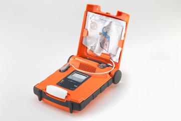 Powerheart AED G5 von Cardiac Science - hillus Engineering